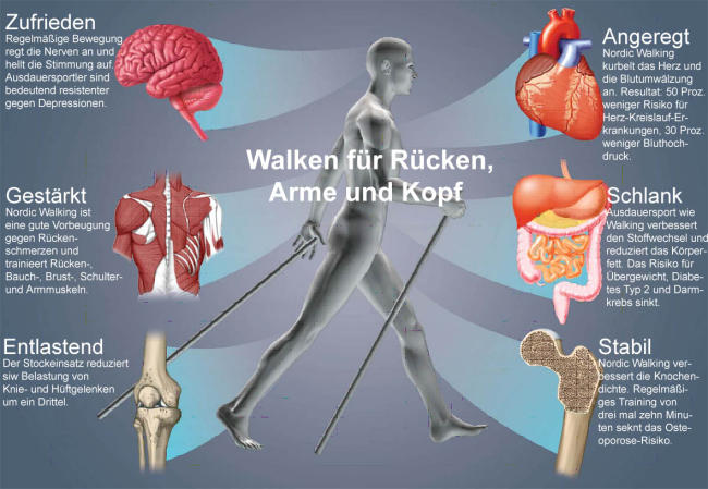 1000+ images about Nordic Walking Benefits on Pinterest ...